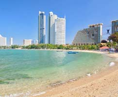 Pattaya Honeymoon Tour Package